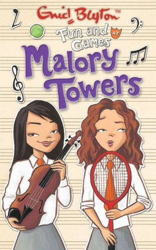 9781405270045: Fun and Games at Malory Towers