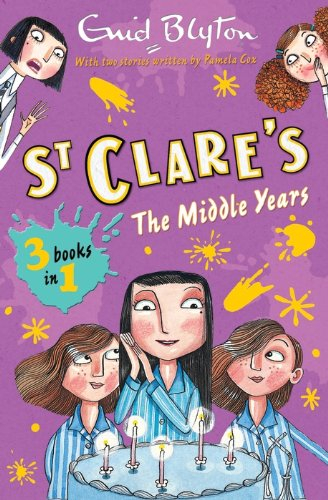 9781405270335: St Clare's: The Middle Years