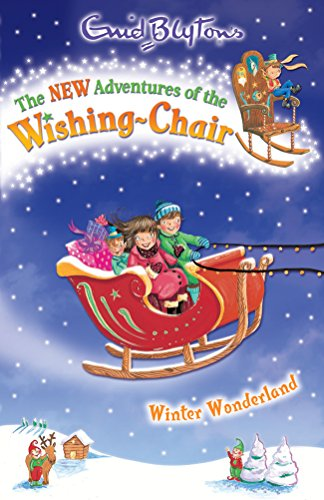 9781405270410: Winter Wonderland (The New Adventures of the Wishing-Chair)