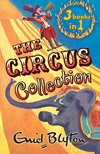 9781405270489: Enid Blyton Circus Collection 3 in 1 (Circus Adventures)