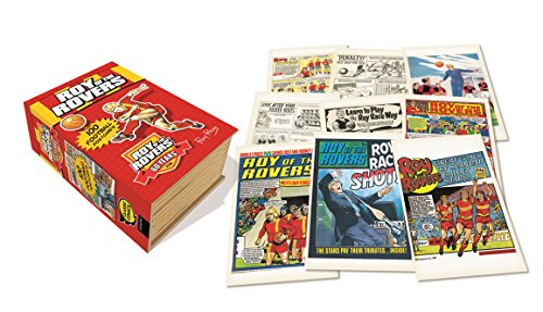 9781405270762: Roy of the Rovers 100 Football Postcards (Classic Comics Postcard Collection)