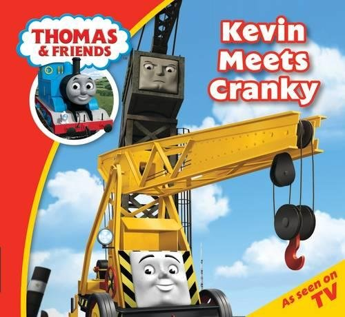 9781405270809: Thomas Story Time 29: Kevin Meets Cranky