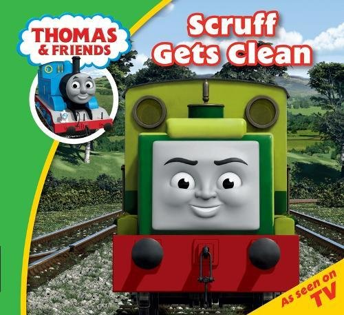 9781405270816: Thomas & Friends: Thomas Story Time 30: Scruff Gets Clean