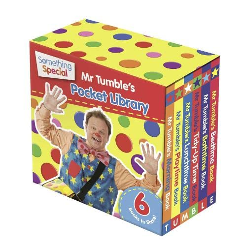 9781405270823: Something Special: Mr Tumble's Pocket Library