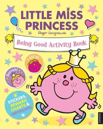 9781405270830: Little Miss Princess: Being Good Activity Book (Reward Sticker Books)