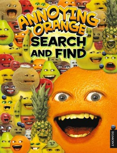 9781405271042: Annoying Orange Search and Find