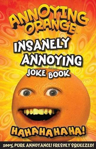 9781405271349: Annoying Orange Insanely Annoying Joke Book
