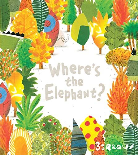 9781405271387: Where's the Elephant?