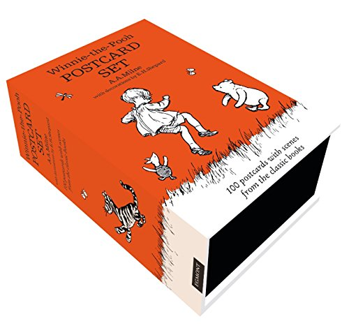 9781405271554: Winnie The Pooh 100 Postcard Set