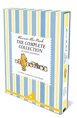 9781405271769: The Complete Collection of Stories and Poems (Winnie-The-Pooh - Classic Editions)