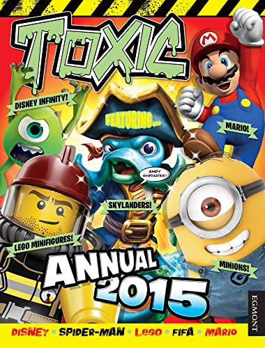 TOXIC Annual 2015 (Annuals 2015): No Author