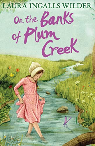 9781405272179: On the Banks of Plum Creek (Little House on the Prairie)
