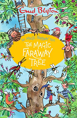 9781405272209: The Magic Faraway Tree