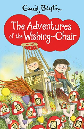 9781405272223: The Adventures of the Wishing-Chair (Wishing Chair 1)
