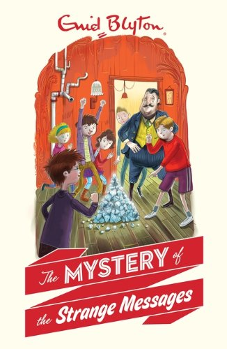 9781405272384: The Mystery of the Strange Messages (The Mysteries Series)