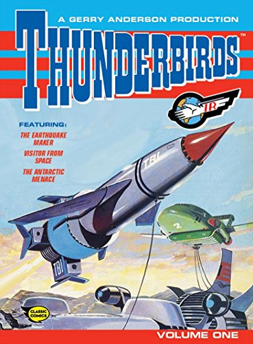 9781405272605: Thunderbirds Comic Volume 1