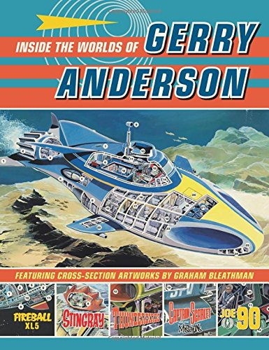 9781405272650: Inside the World of Gerry Anderson (Classic Comics)