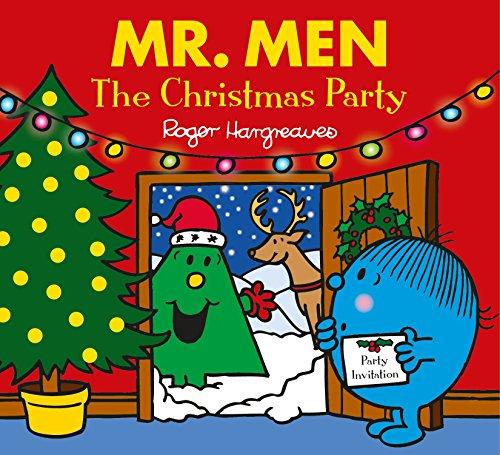 9781405272728: Mr. Men: The Christmas Party (Mr. Men & Little Miss Celebrations)