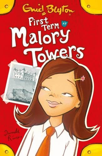 9781405272735: First Term at Malory Towers