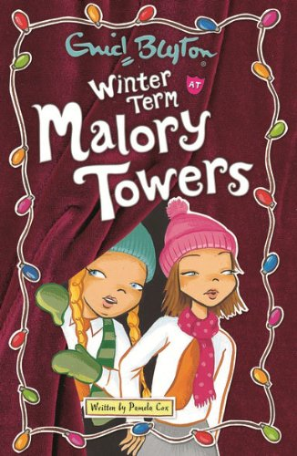 9781405272780: Winter Term at Malory Towers (Malory Towers (Pamela Cox))