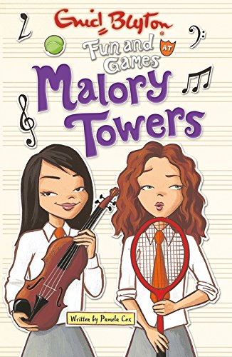 9781405272797: Malory Towers #10 Fun and Games