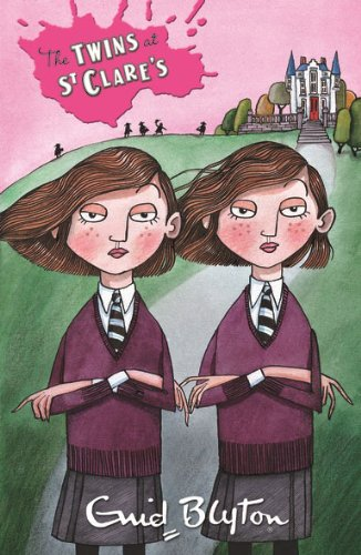 9781405272827: The Twins at St Clare's (Enid Blyton)