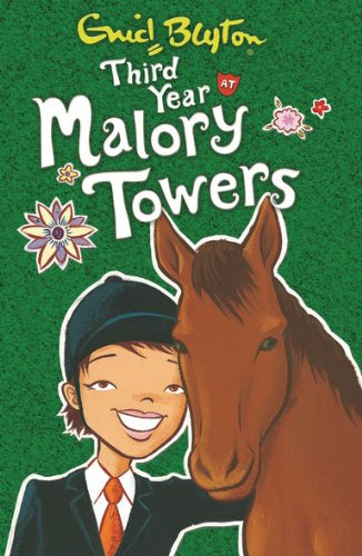 9781405272919: Third Year at Malory Towers