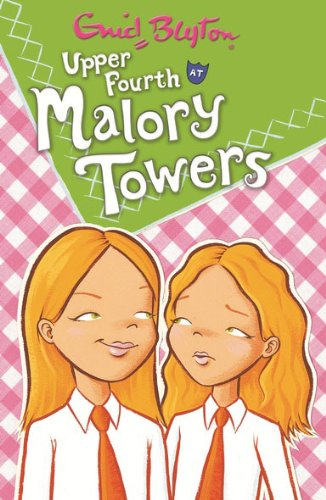 9781405272926: Upper Fourth at Malory Towers