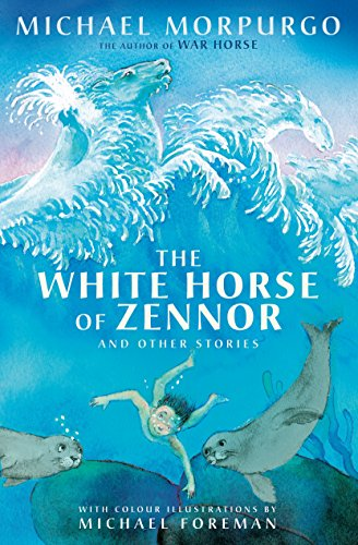 9781405273015: The White Horse of Zennor and Other Stories