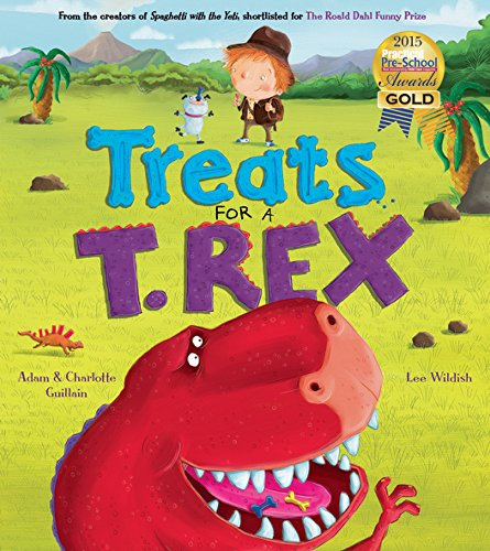 9781405273626: Treats for a T. rex (George's Amazing Adventures)