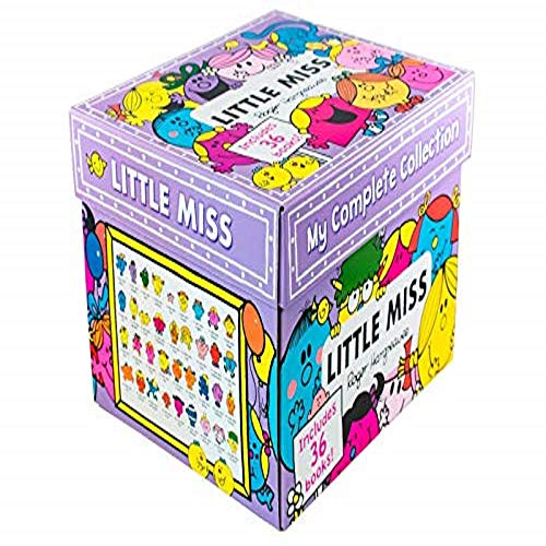9781405274067: Little Miss: My Complete Collection Box Set