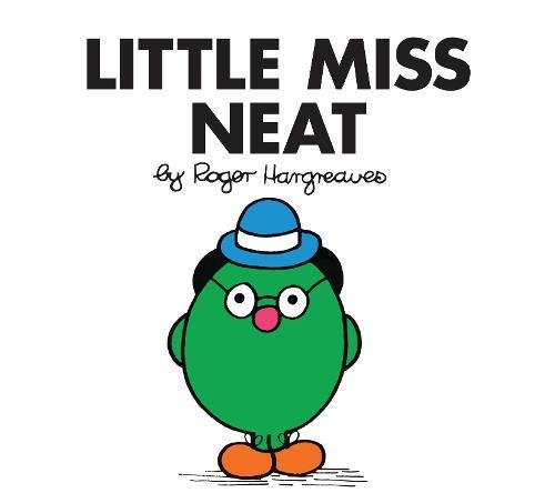 Little Miss Neat (Little Miss Classic Library): Hargreaves, Roger