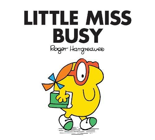 9781405274135: Little Miss Busy (Little Miss Classic Library)