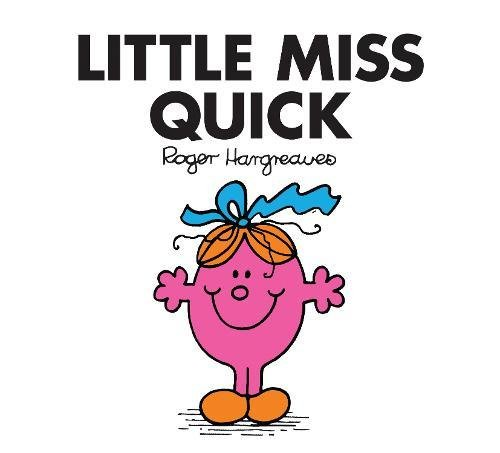 9781405274166: Little Miss Quick (Little Miss Classic Library)
