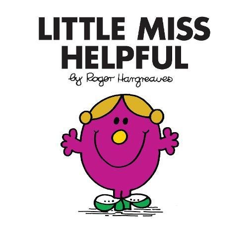 9781405274203: Little Miss Helpful (Little Miss Classic Library)