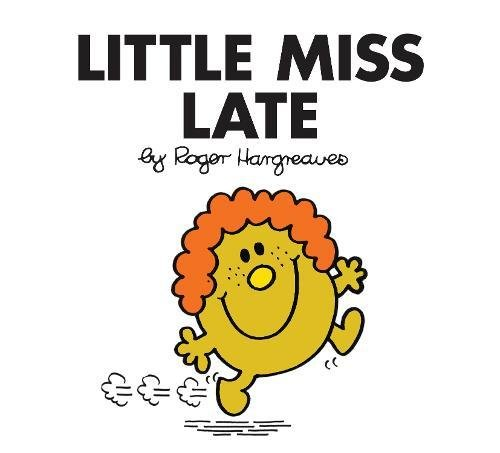 9781405274241: Little Miss Late (Little Miss Classic Library)