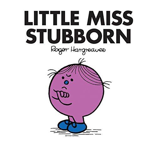 9781405274319: Little Miss Stubborn