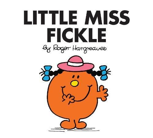 9781405274333: Little Miss Fickle (Little Miss Classic Library)