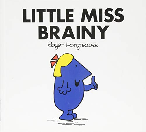 9781405274357: Little Miss Brainy (Little Miss Classic Library)