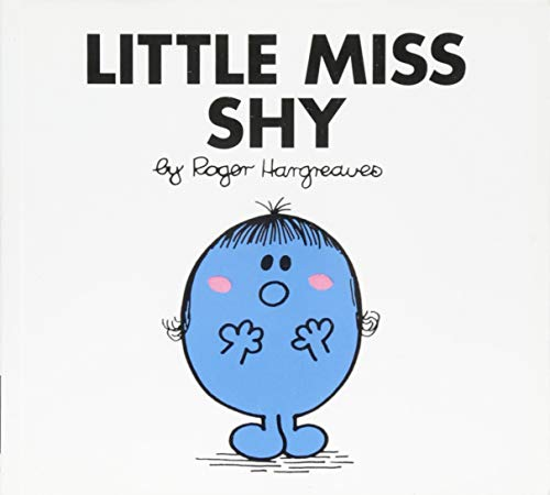 9781405274371: Little Miss Shy (Little Miss Classic Library)