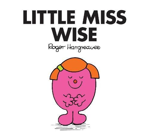 9781405274418: Little Miss Wise (Little Miss Classic Library)