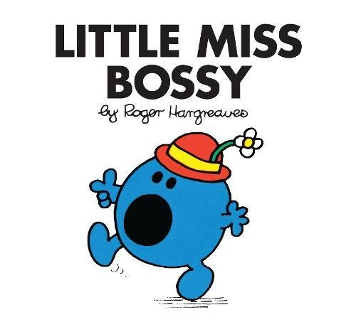 9781405274425: Little Miss Bossy (Little Miss Classic Library)