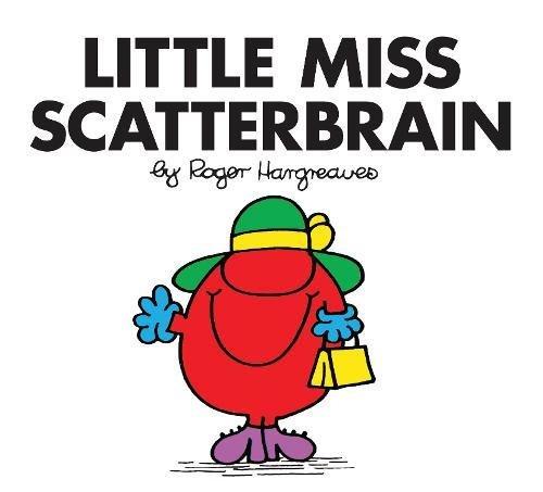 9781405274449: Little Miss Scatterbrain (Little Miss Classic Library)