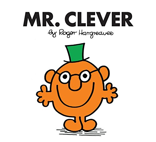9781405274463: Mr. Clever (Mr. Men Classic Library)