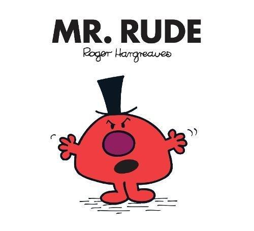 9781405274494: Mr. Rude (Mr. Men Classic Library)