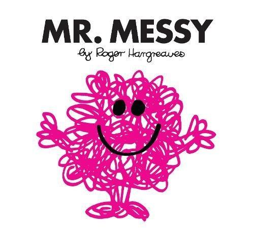 9781405274500: Mr. Messy (Mr. Men Classic Library)