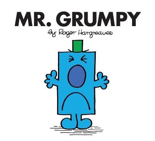 9781405274562: Mr. Grumpy (Mr. Men Classic Library)