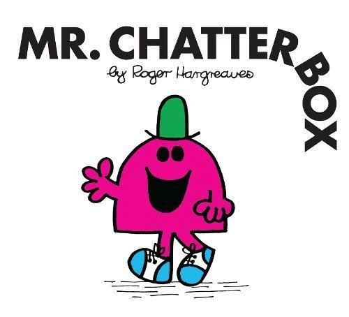 9781405274593: Mr. Chatterbox (Mr. Men Classic Library)