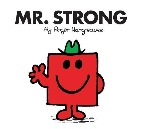 9781405274616: Mr. Strong (Mr. Men Classic Library)