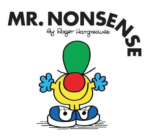 9781405274647: Mr. Nonsense
